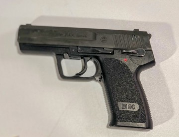 Poze SecondH. Pistol Röhm P.A.K 9 mm PA