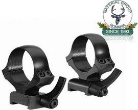 Suport luneta CZ 550 de 26 mm sau 30 mm detasabil cu strangere rapida ALFA 61