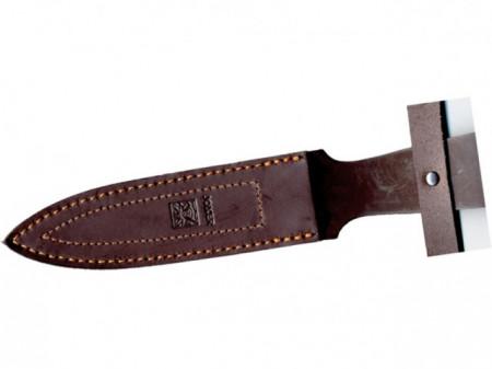 Cutit vanatoare Joker CR43 Lince, dublu tais 150 mm