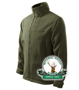 Jacheta vanator  Fleece Military - 501