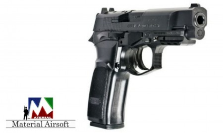 Pistol Airsoft Bresa Thunder 9 PRO GNB CO2 17309