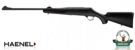 Haenel Jaeger 10 Synthetic Black - cal.: .300 WinMag.