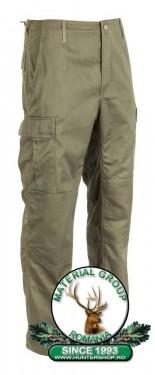 Pantalon vanator BDU verde