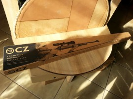Poze PAT CZ 550 Synthetic