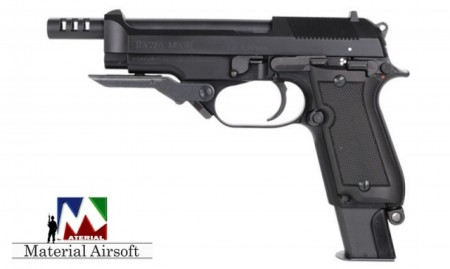 Pistol Airsoft M93R II Hop-up, 16164 ASG