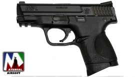 Pistol Airsoft Smith & Wesson M P9C - GBB - Semi/Full auto - Limited edition