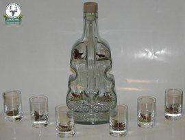 Set de pahare din 6 bucati