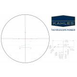 Luneta K-SERIES K624i 6-24x56, reticul Mil4, Cod 10603, Windage right