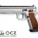 Pistol CZ 75 TS (Tactical Sports)