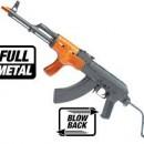 Arma Airsoft AK47 Full metal - Blow Black