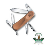 Briceag Victorinox Evolution Wood 10 2.3801.63, 11 functii