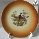 Farfurie plata ceramic cu motive vanatoresti