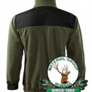 Jacheta vanator Fleece Military