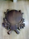Panoplie Mistret sculptat Model 16