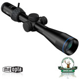 Meopta Optika 6; 2,5-15x44 RD SFP, reticul: 4c punct luminos