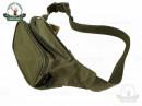 Borseta textil verde cu prindere la curea miiTec fanny pack (1)