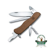 Briceag Victorinox Forester Wood 0.8363, 12 functii