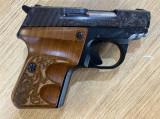 SecondH. Pistol Zastava P25 cal.6,35 mm
