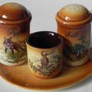 Set de condimente ceramic din 4 bucati
