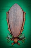 Panoplie Cerb sculptat Model CE-01-P