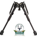 Bipod arma Harris telescopic mare