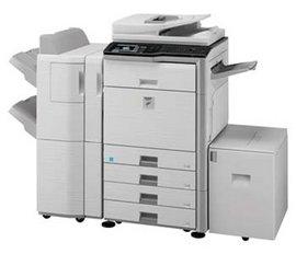 Sharp MXM453U, digital A3