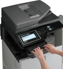 Copiator color Sharp MX-3114N