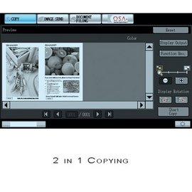 Sharp MXM283N, digital A3