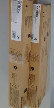 CARTUS Toner CYAN MX-18GTYA pentru modelele Sharp MX1800