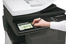 Sharp MX-3111U, digital A3