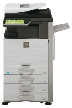 Sharp MX-4112N, digital A3