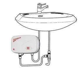 Poze Boiler instantaner GEYSER IN-LINE CHIUVETA