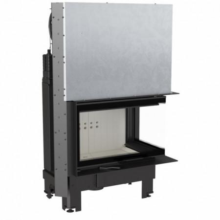 Focar din otel K MBM100R/L V - 10kw