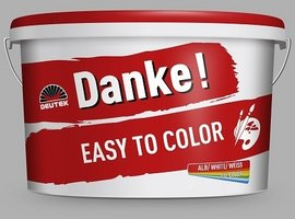 Danke! EASY TO COLOR 15 l