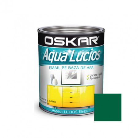 OSKAR AQUA LUCIOS VERDE ORGANIC 2.5 L