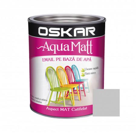 OSKAR Aqua Matt Gri Urban, 2.5 l