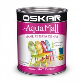 OSKAR Aqua Matt TURCOAZ couture, 0.6 l