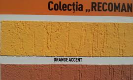 Danke! Textur Silikon Orange Accent