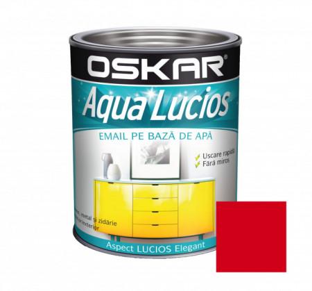 OSKAR AQUA LUCIOS ROSU SPIRIT 0.6 L
