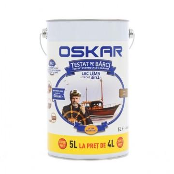 Oskar Lac Yacht Colorat Nuc Inchis 5 l