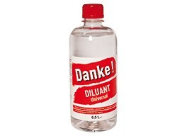 DANKE ! DILUANT  0.5 L