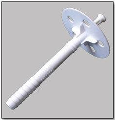 Dibluri din plastic pentru fixarea termoizolatiilor 180mm