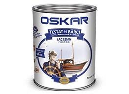 Oskar Lac Yacht Colorat Stejar 0.75 l