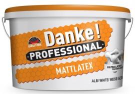 Danke! PROFESSIONAL MATTLATEX 15 L