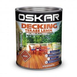 Lac Oskar Decking / Terase Lemn , Wenge 2.5 l