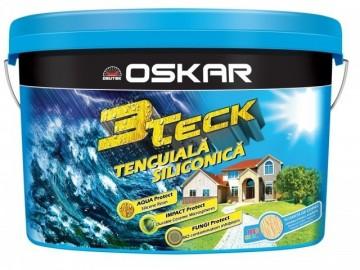 OSKAR 3Teck Scoarta de Copac CIOCOLATA