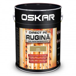 OSKAR direct pe RUGINA 10 l - Auriu Metalizat