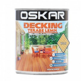 Lac Oskar Decking / Terase Lemn , Incolor 2.5 l