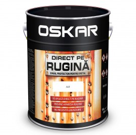 OSKAR direct pe RUGINA 10 l - Alb
