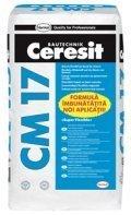 Adeziv super-flexibil pentru gresie, faianta si piatra naturala - CM 17